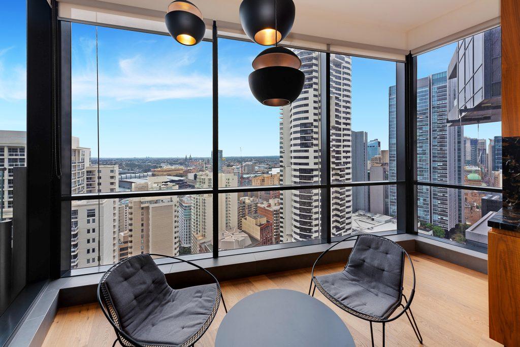 World Tower Sydney Cbd Meriton