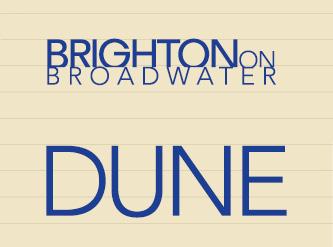 Dune – Brighton on Broadwater