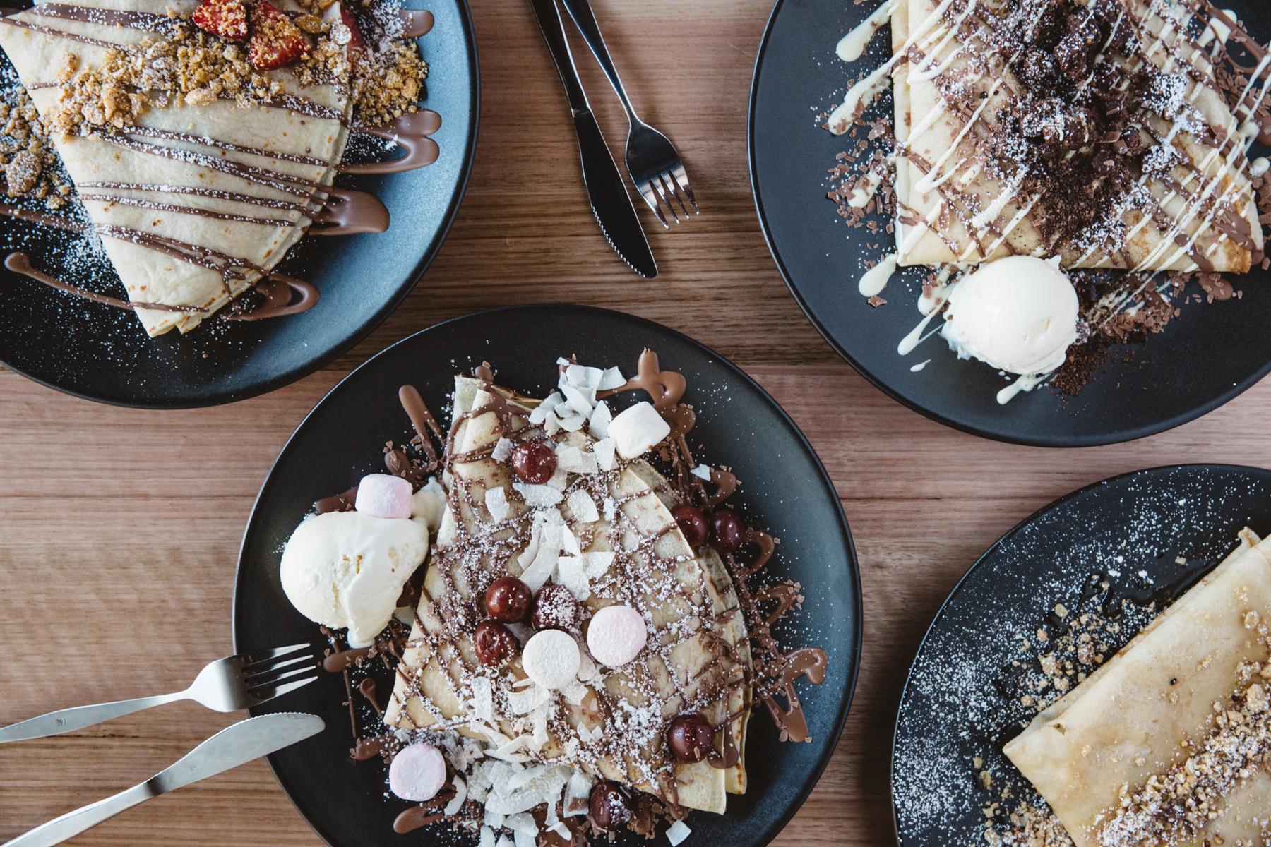 Meriton Dining Precinct - Parramatta | Meriton