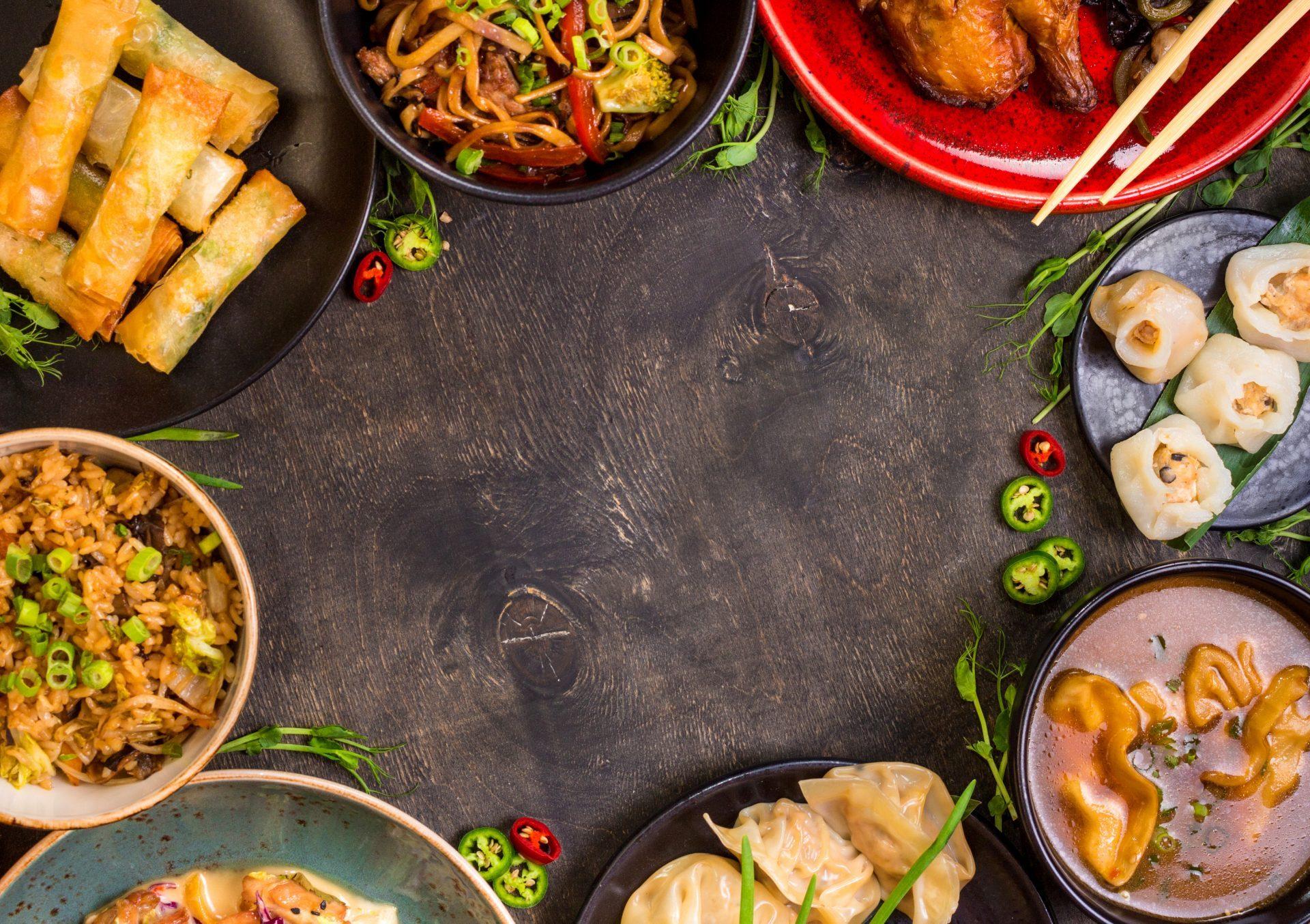 Chinese Food China Wok