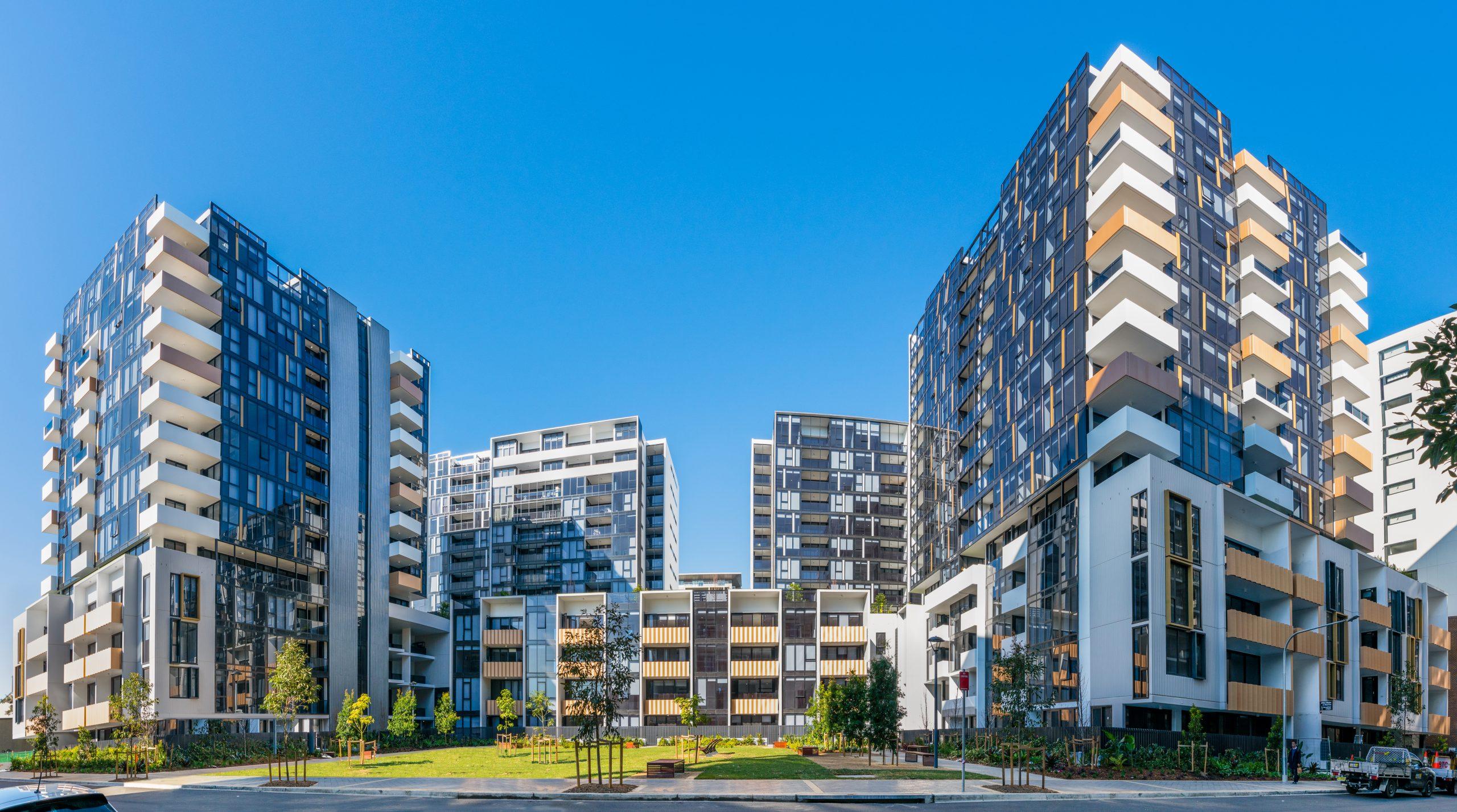 Apartments for Sale Mascot NSW | Spectrum Apartments | Meriton